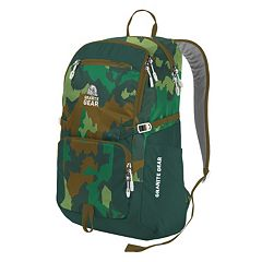 Granite Gear Marais Backpack. Camo Orange Pink Blue e4cc44739c20a
