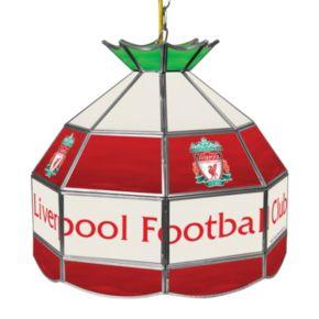 Liverpool FC Hanging Tiffany Lamp