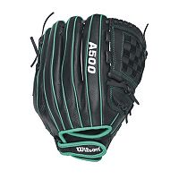 Adult Wilson A500 Siren 12-in. Left Hand Throw Fastpitch Softball Glove