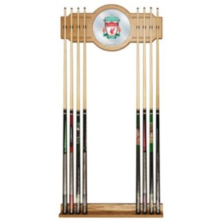 Liverpool FC Cue Rack with Mirror