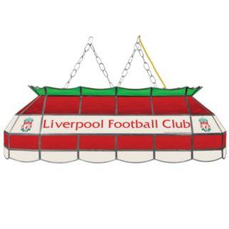 Liverpool FC Hanging Tiffany Bar Lamp