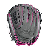 Adult Wilson Flash 11.5 in Right Hand Throw Fastpitch Softball Glove
