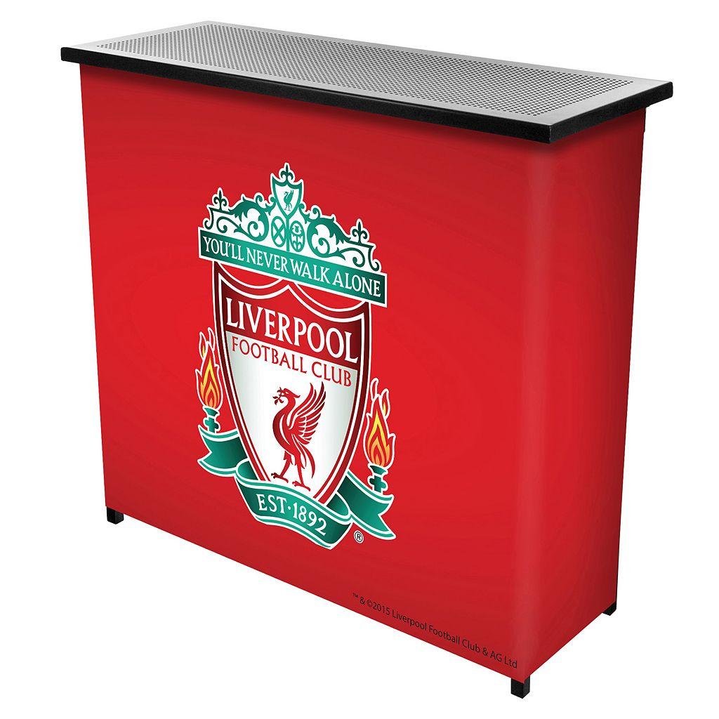 Liverpool FC Portable Bar Cart
