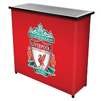 Liverpool FC Portable Bar Cart