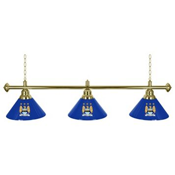 Manchester City FC Chrome Bar Lamp