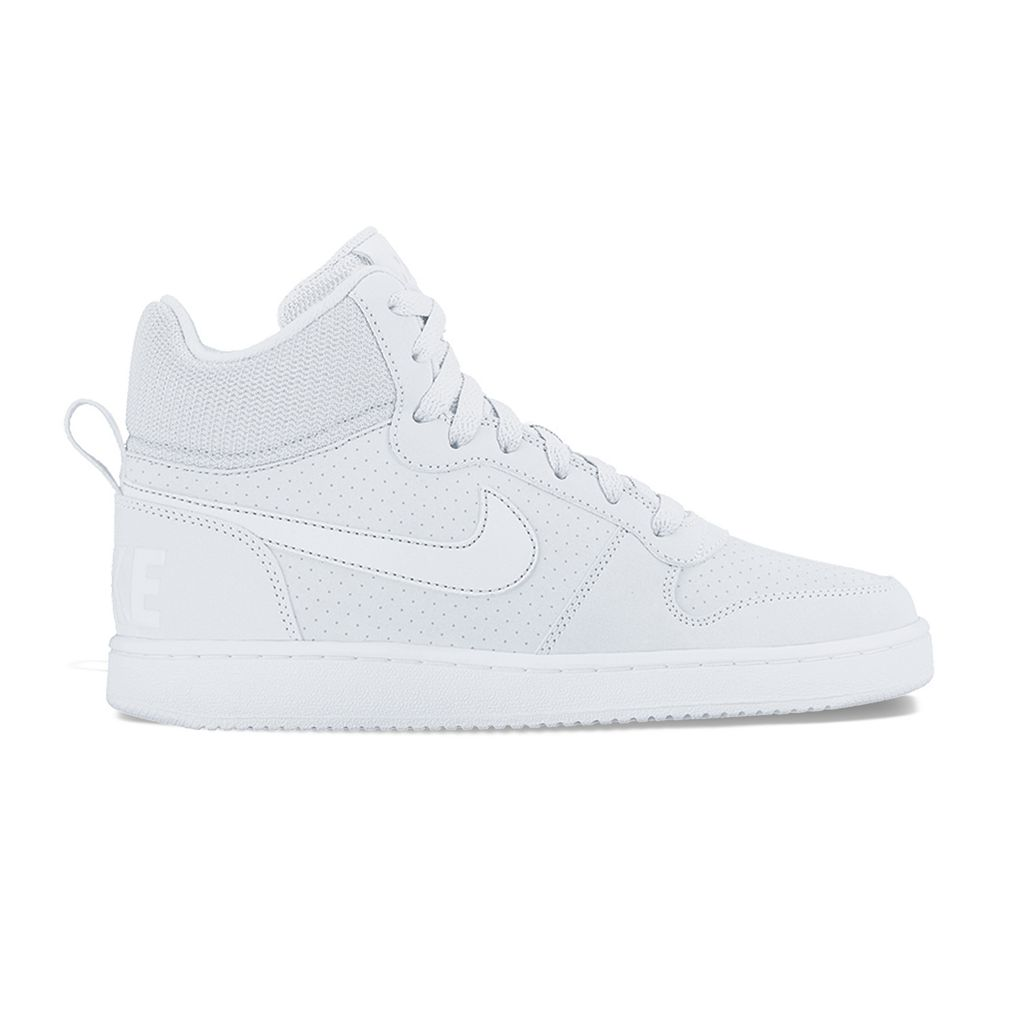 Nike Court Borough Mid Women's Basketball Shoes