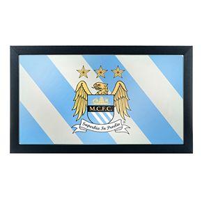 Manchester City FC Framed Mirror