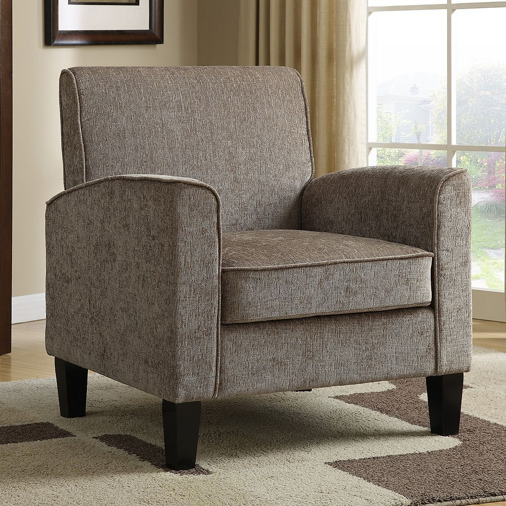 Taupe Accent Chairs.Pulaski Classic Taupe Accent Chair
