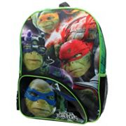 Kids Teenage Mutant Ninja Turtles Movie Backpack