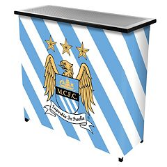 Manchester City FC Portable Bar Cart