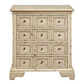 Pulaski 4-Drawer Apothecary Dresser