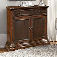 Pulaski Curved Storage Cabinet