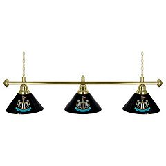 Newcastle United FC Chrome Bar Lamp