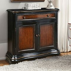 Pulaski Multi-Toned Storage Cabinet