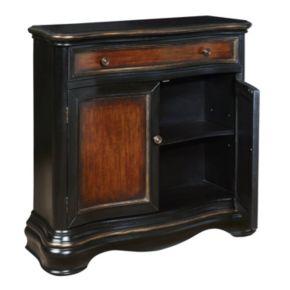 Pulaski Multi-Toned Storage Cabinet