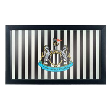 Newcastle United FC Framed Mirror