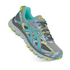 ASICS GEL Scram 3 Women's Trail Running Shoes by