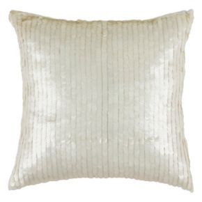 Rizzy Home Sequin Throw Pillow
