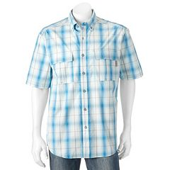 Men's Wolverine Trailhead Button-Down Shirt
