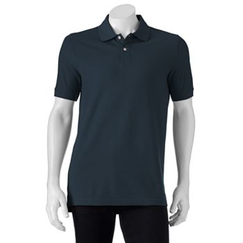 Croft & Barrow Tailored-Fit Mens Polo