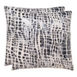 Safavieh Cleo Throw Pillow 2 pc Set