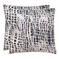 Safavieh Cleo Throw Pillow 2-piece Set