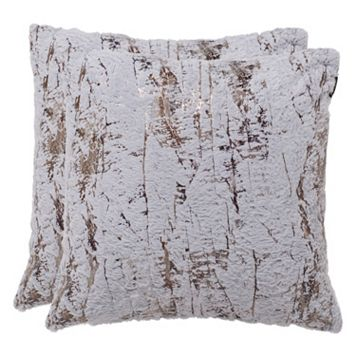 Safavieh Misfit Throw Pillow 2-piece Set