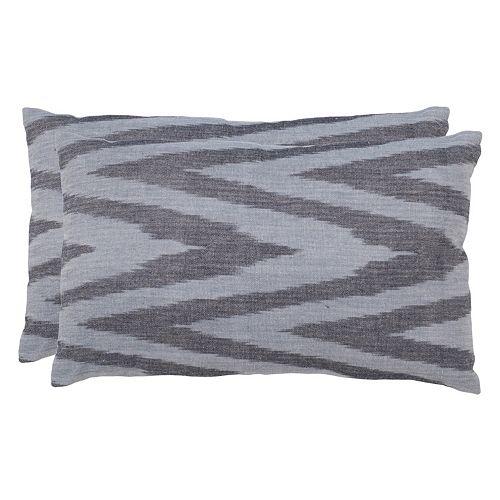 Safavieh Chevron Throw Pillow 2-piece Set