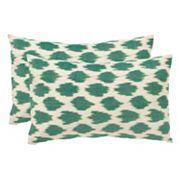Safavieh Polka Dots Throw Pillow 2 pc Set