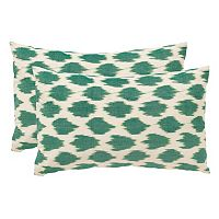 Safavieh Polka Dots Throw Pillow 2-piece Set