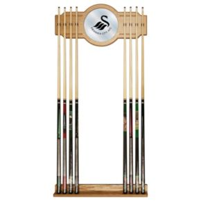 Swansea City AFC Cue Rack with Mirror