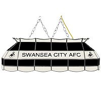 Swansea City AFC Hanging Tiffany Bar Lamp