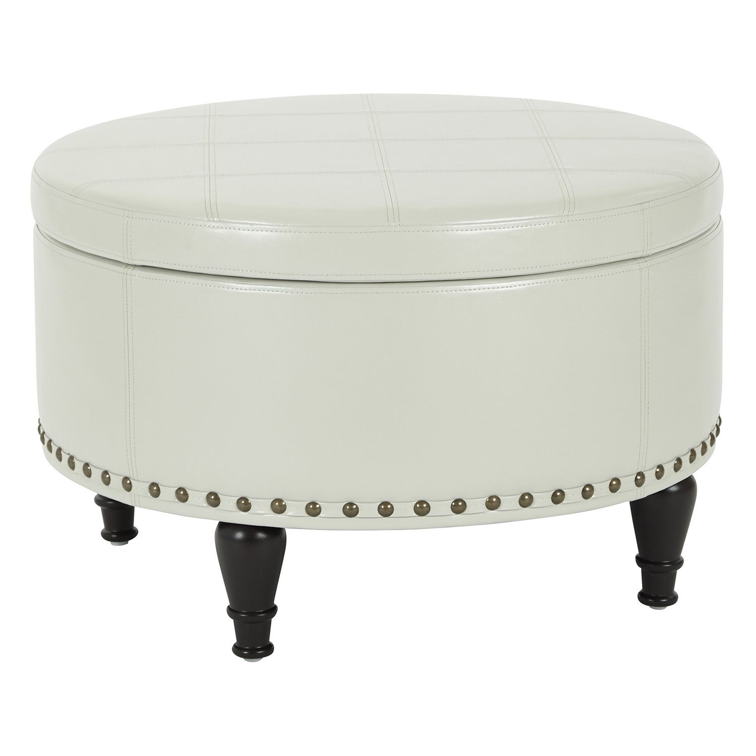 Storage Ottomans Poufs Furniture Kohls