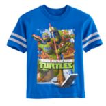 Boys 4-7 Teenage Mutant Ninja Turtles Graphic Tee