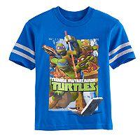 Boys 4-7 Teenage Mutant Ninja Turtles Graphic Tee