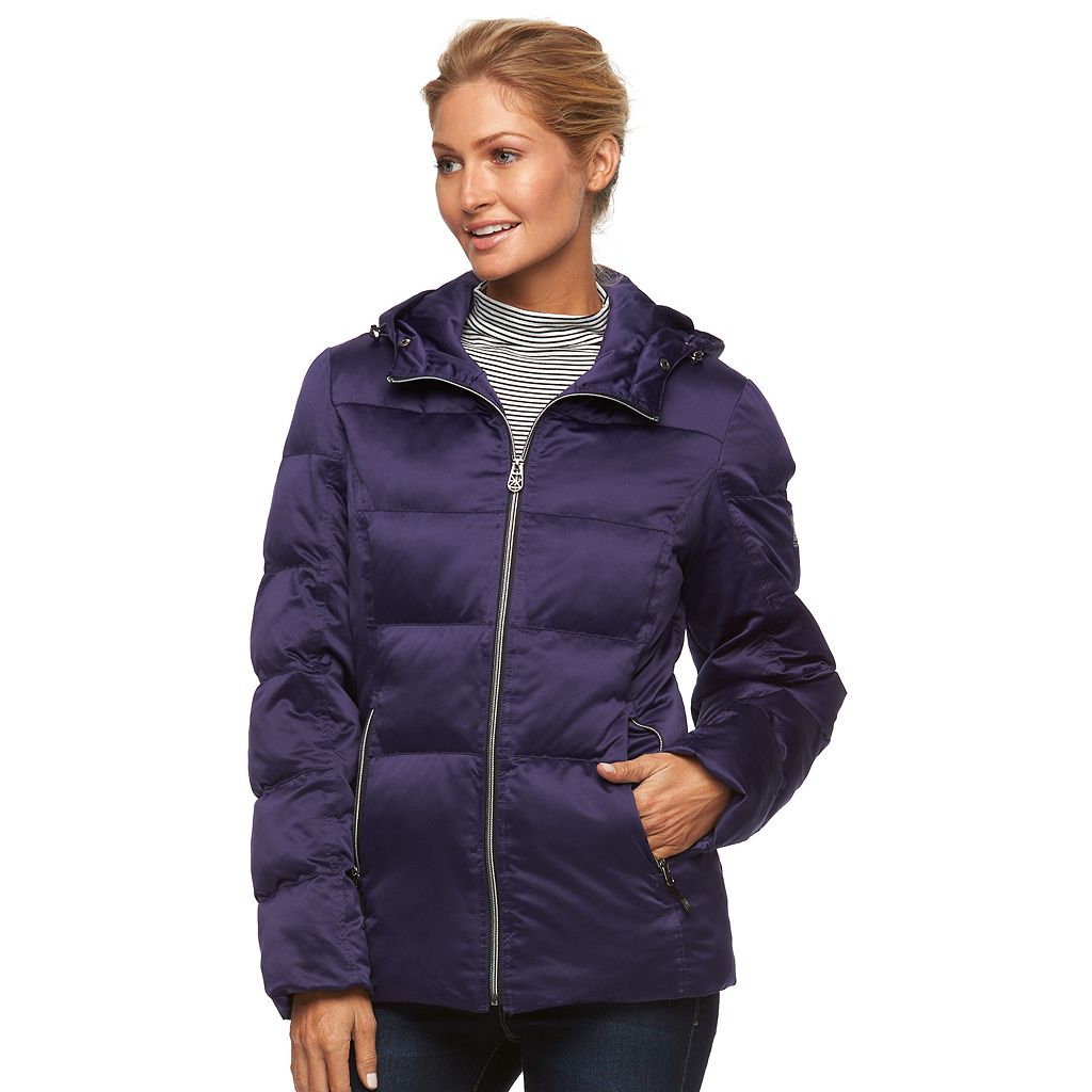 Women's ZeroXposur Powder Hooded Puffer Jacket