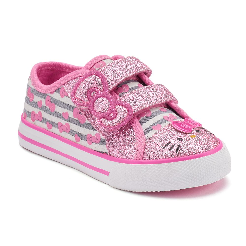 hello kitty ally toddler shoes