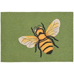 Liora Manne Frontporch Framed Honeycomb
