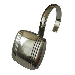 Elegant Home Fashions 12-pack Captain Shower Hook Set
