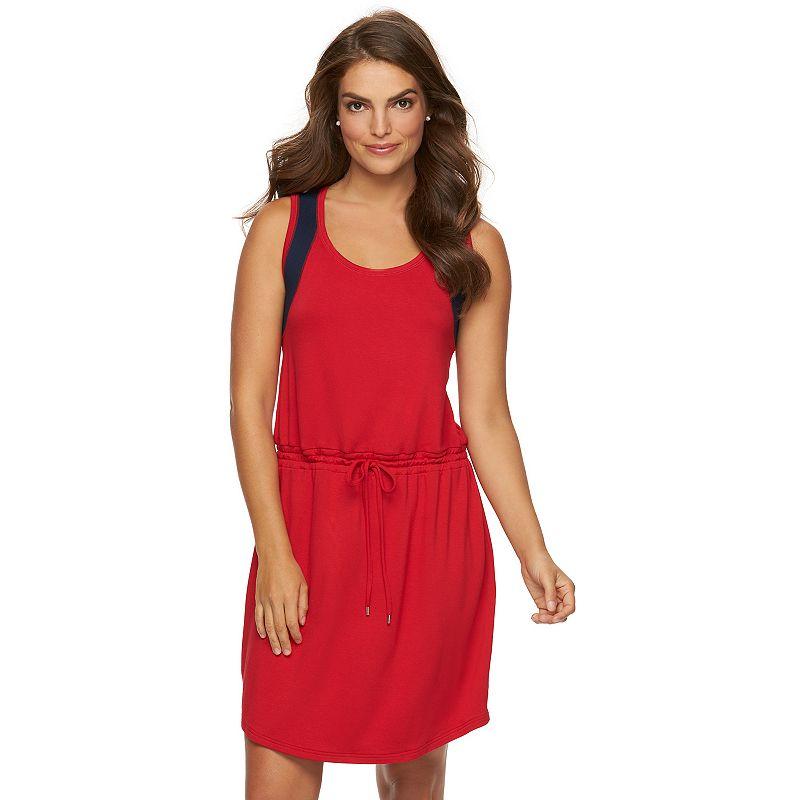 Women's Chaps SPORT Colorblock Casual Dress