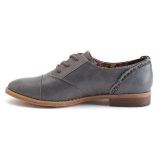 sugar Wilco Women's Cap Toe Oxford Shoes