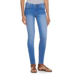Juniors Skinny Jeans | Kohl's