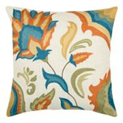 Rizzy Home Exotic Throw Pillow