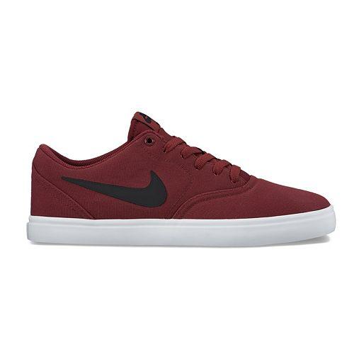 lowest price f9b8a b8685 Nike SB Check Solarsoft Mens Skate Shoes