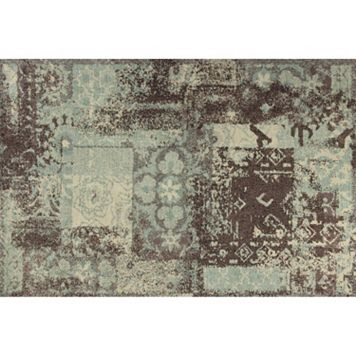 KAS Rugs Allure Palette Patchwork Rug - 3'3'' x 5'3''