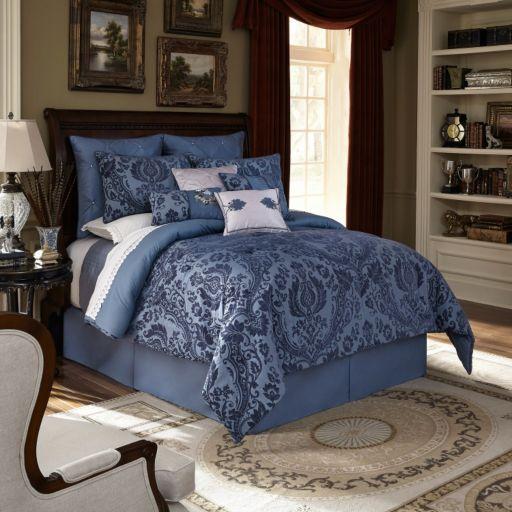 Downton Abbey Aristocrat 4-piece Bed Set