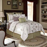 Downton Abbey Crawley 4-piece Bed Set