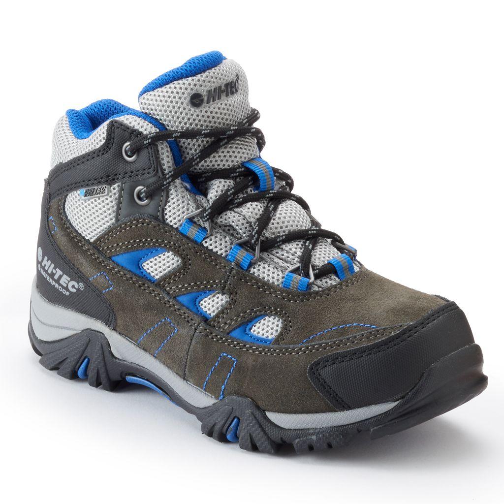 Hi-Tec Logan Jr. Toddlers' Waterproof Hiking Shoes
