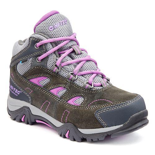 Hi-Tec Logan Jr. Kid's Waterproof Hiking Boots