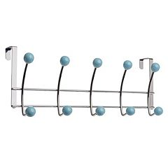 Elegant Home Fashions Five Hook Over the Door Organizer